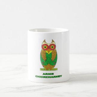 Arnie la taza de Chickcharnie