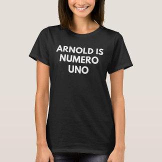 Arnold es Uno de Numero (la camiseta de Wome