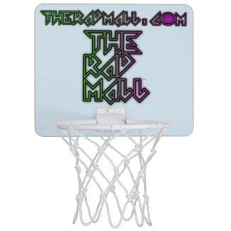 """Aro de baloncesto del logotipo del """"eje de"""