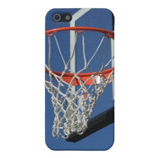 Aro de baloncesto iPhone 5 protector