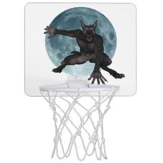 Aro de la bola de la cesta de Warewolf