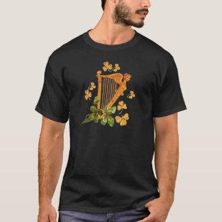 Arpa irlandesa de oro - Erin va Bragh Camiseta
