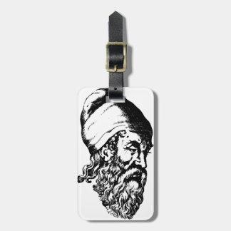 Arquímedes Etiqueta Para Maletas