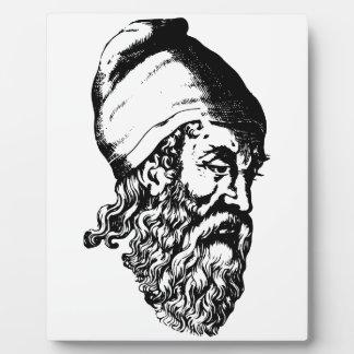 Arquímedes Placa Expositora