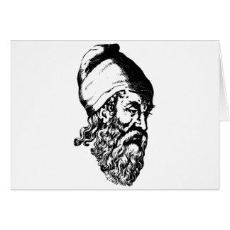 Arquímedes Tarjeta