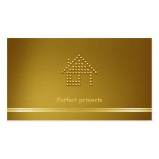 Arquitecto el   moderno tarjetas de visita