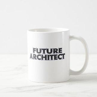 Arquitecto futuro taza de café