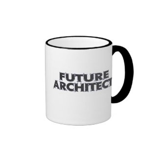 Arquitecto futuro tazas