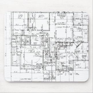 Arquitecto Mousepad Alfombrilla De Ratón
