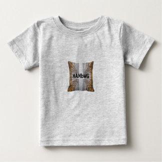 Arquitectura - camiseta fina del jersey de HAMbWG