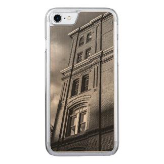 Arquitectura del ladrillo funda para iPhone 8/7 de carved