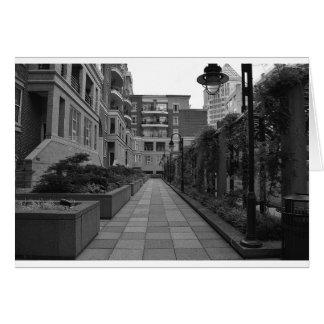 Arquitectura en Carolina del Norte, América, Tarjeta De Felicitación