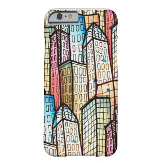 Arquitectura grave funda barely there iPhone 6