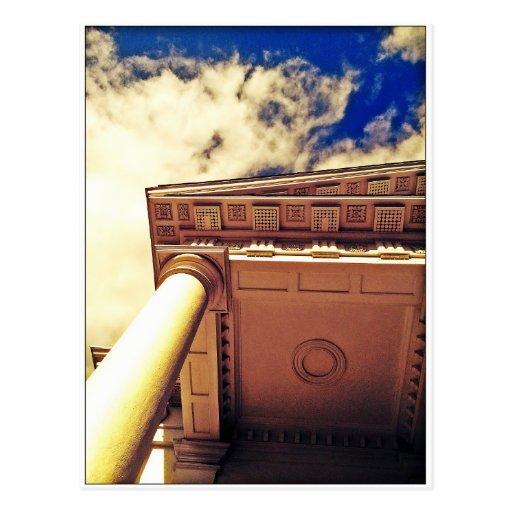 Arquitectura meridional Charleston Carolina del Su Tarjetas Postales