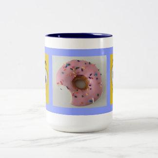 Arreglo del azúcar taza bicolor