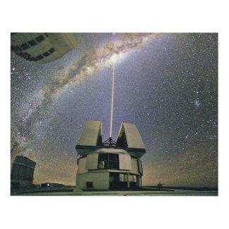 Arrendador al laboratorio de la astronomía de la cuadro
