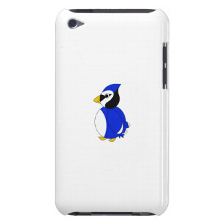 Arrendajo azul lindo Case-Mate iPod touch fundas