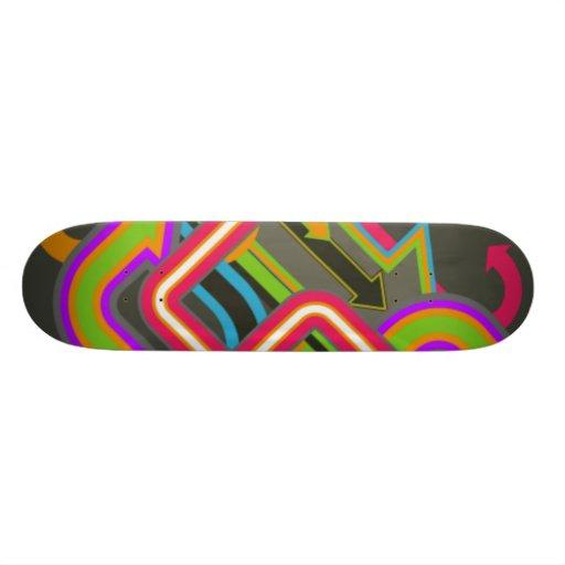 Arrowz loco tablas de skate