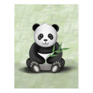 Arroz la panda - postal