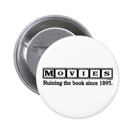 Arruinar el libro pins