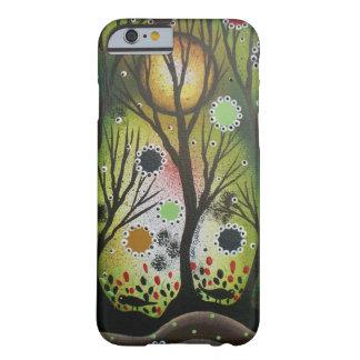Art_By popular Lorri Everett, día de los muertos, Funda Para iPhone 6 Barely There