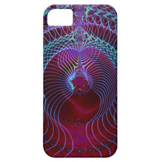 Arte 027 EML del fractal iPhone 5 Coberturas