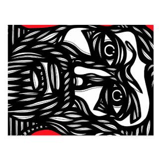 ARTE (1626) RED.jpg Postal