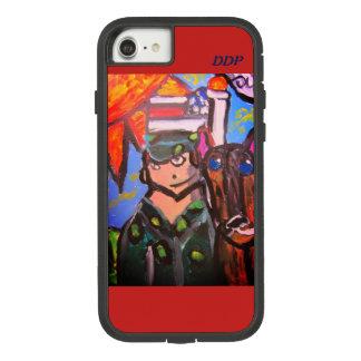 Arte 4 de los E.E.U.U. Funda Tough Extreme De Case-Mate Para iPhone 8/7