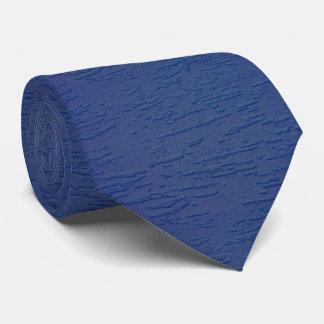 Arte abstracto azul original creativo corbata
