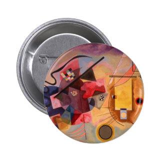 Arte abstracto de Kandinsky Pin