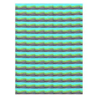 Arte abstracto de la falta de definición del arco mantel