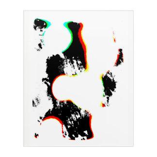 Arte abstracto de las formas