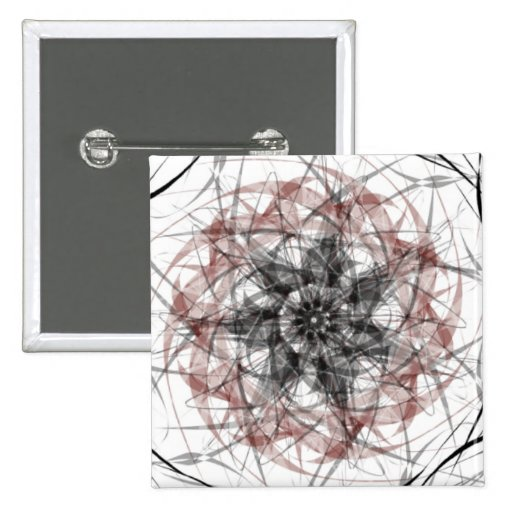 """Arte abstracto """"engranaje """" del vector pin"""