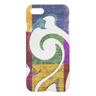 Arte abstracto moderno #9 funda para iPhone 8/7