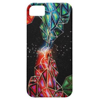 Arte abstracto para el caso de IPhone Funda Para iPhone SE/5/5s