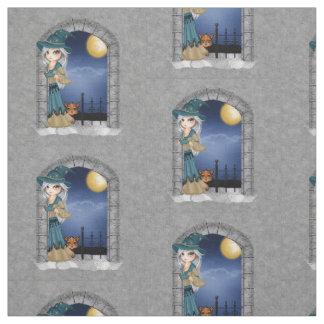 Arte Bewitching del pixel de la ventana del Telas