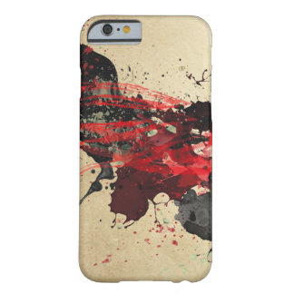 Arte bruto funda barely there iPhone 6