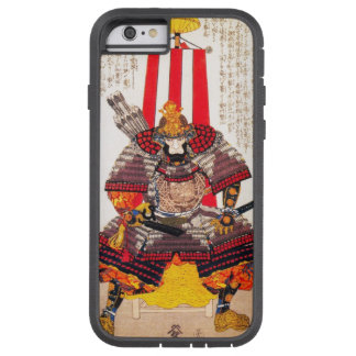 Arte clásico japonés oriental fresco del guerrero funda para  iPhone 6 tough xtreme
