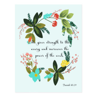 Arte cristiano de la cita - 40:29 de Isaías Postal