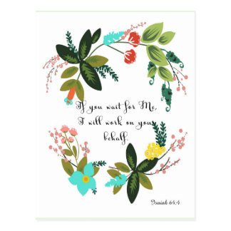 Arte cristiano fresco - 64:4 de Isaías Postal