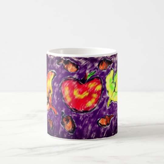 Arte de Apple Taza Mágica