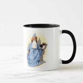 Arte de Bowes del estudio: La taza del hechicero