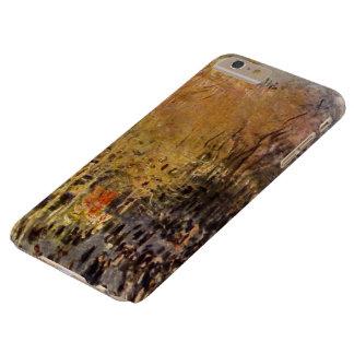 Arte de Claude Monet, DES Capucines del bulevar Funda De iPhone 6 Plus Barely There