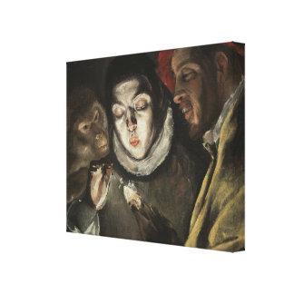 Arte de El Greco Impresiones En Lienzo Estiradas