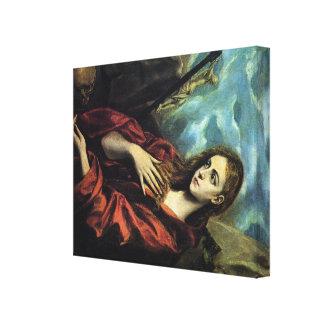 Arte de El Greco Lienzo Envuelto Para Galerías