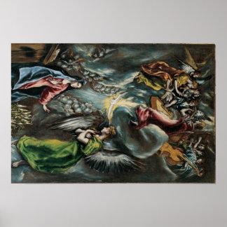 Arte de El Greco Posters