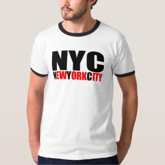 Arte de la calle de SoHo por Urban59 New York City Camiseta