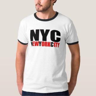 Arte de la calle de SoHo por Urban59 New York City Camisetas