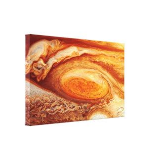 """Arte de la lona de 24x16 del """"gran punto rojo"""" de"""