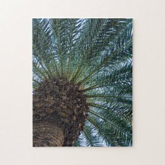 Arte de la palmera puzzle